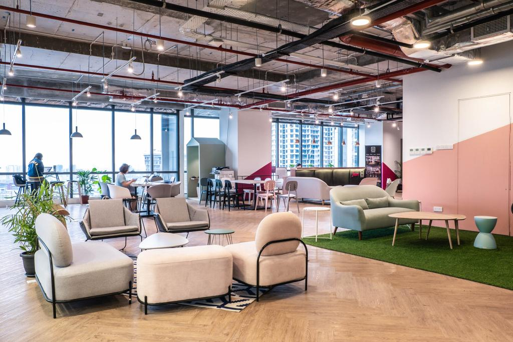 Fave Malaysia Headquarters, Bangsar South, Commercial, Interior Designer, H Space Holdings Sdn Bhd, Industrial