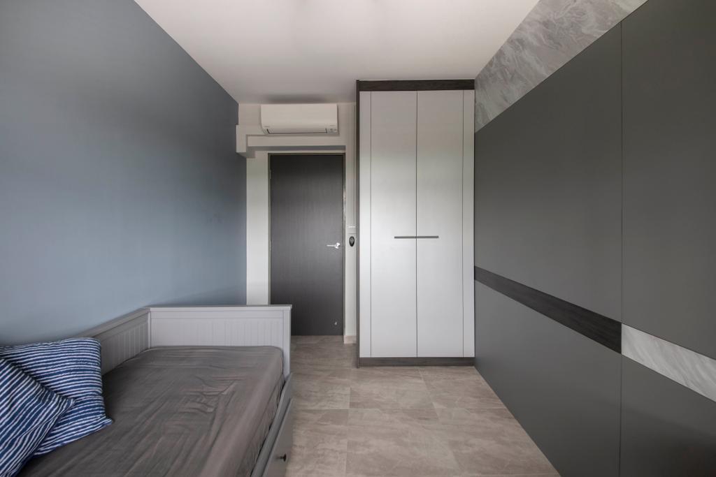 Contemporary, HDB, Bedroom, Boon Tiong Road, Interior Designer, Starry Homestead