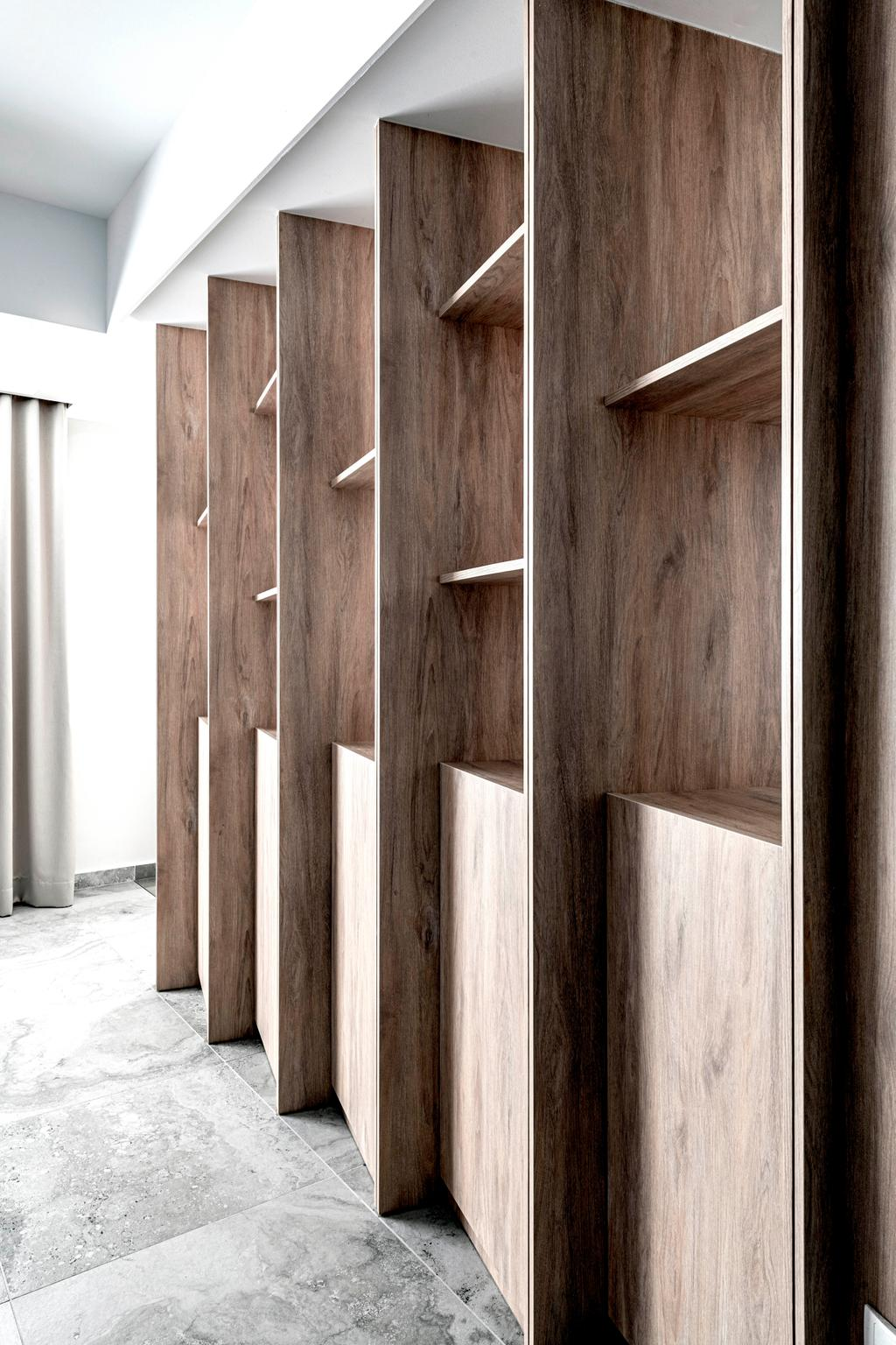 Scandinavian, HDB, Bedroom, Serangoon North Avenue 4, Interior Designer, erstudio