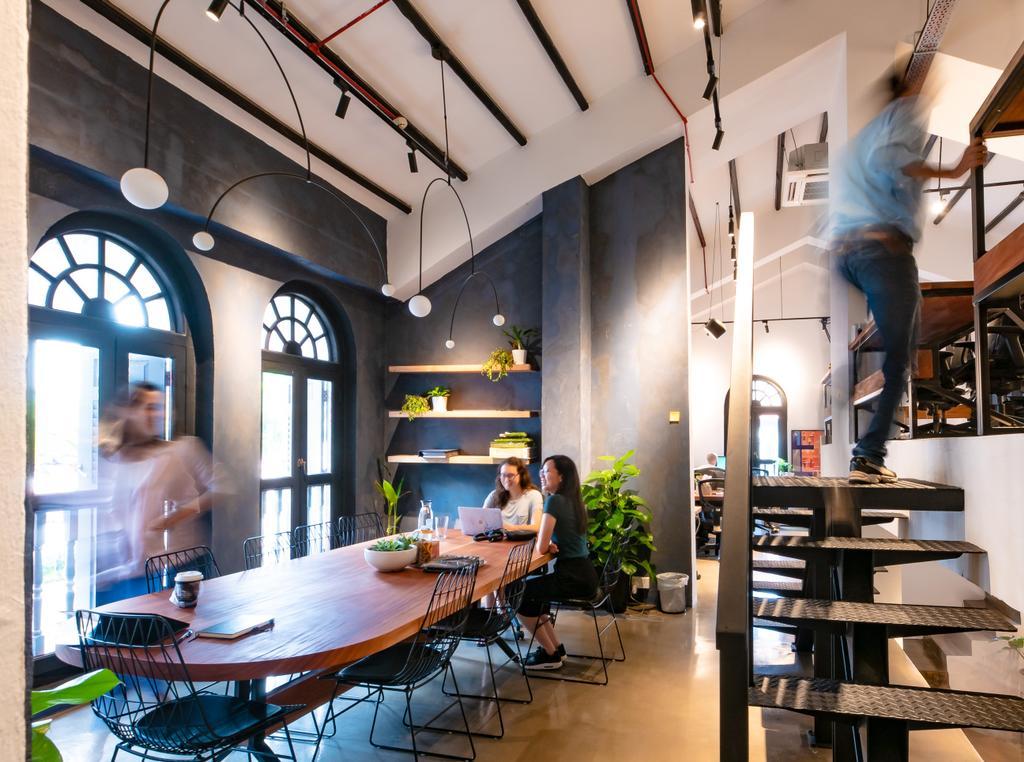 Hmlet HQ @ Telok Ayer, Commercial, Interior Designer, Hmlet Interiors