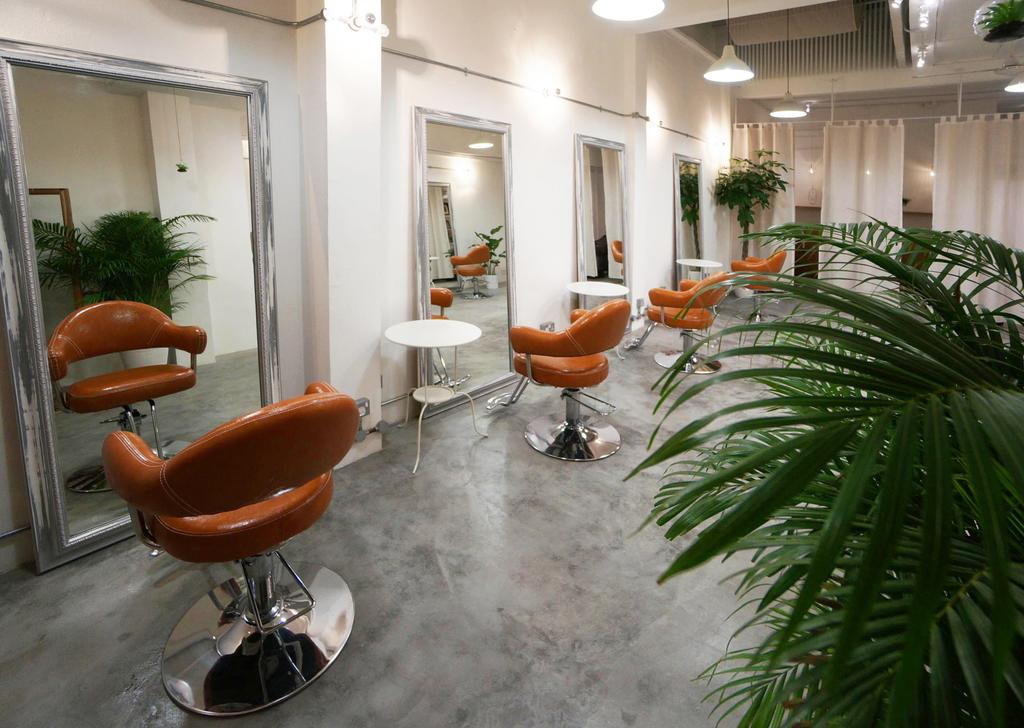 Hair Studio Flamingo @ Neil Road, Commercial, Interior Designer, Fineline Design