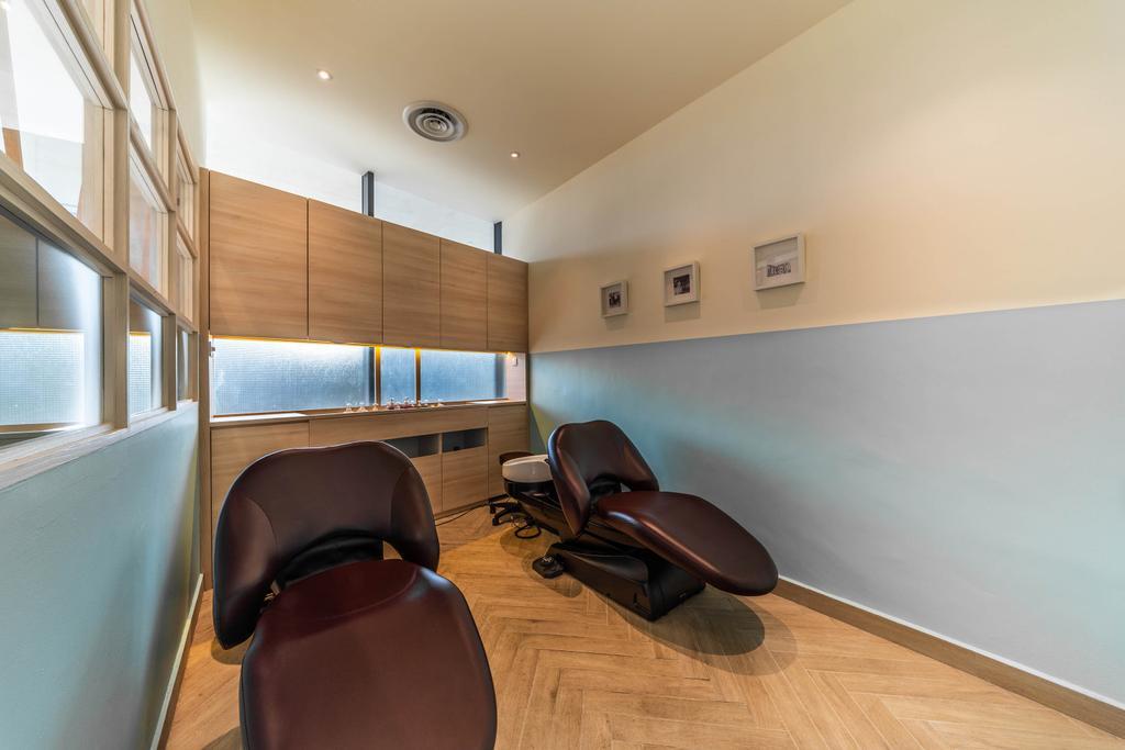 Aube Beauty Salon @ 321 Clementi, Commercial, Interior Designer, Fineline Design