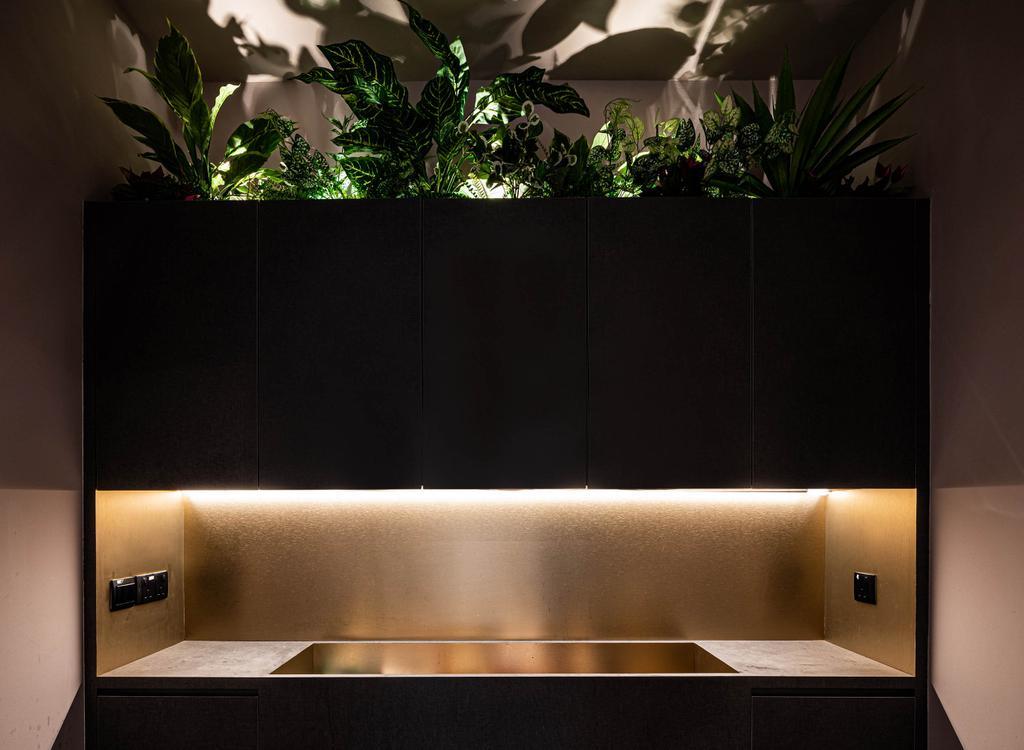 Aube Beauty Salon @ Cineleisure, Commercial, Interior Designer, Fineline Design