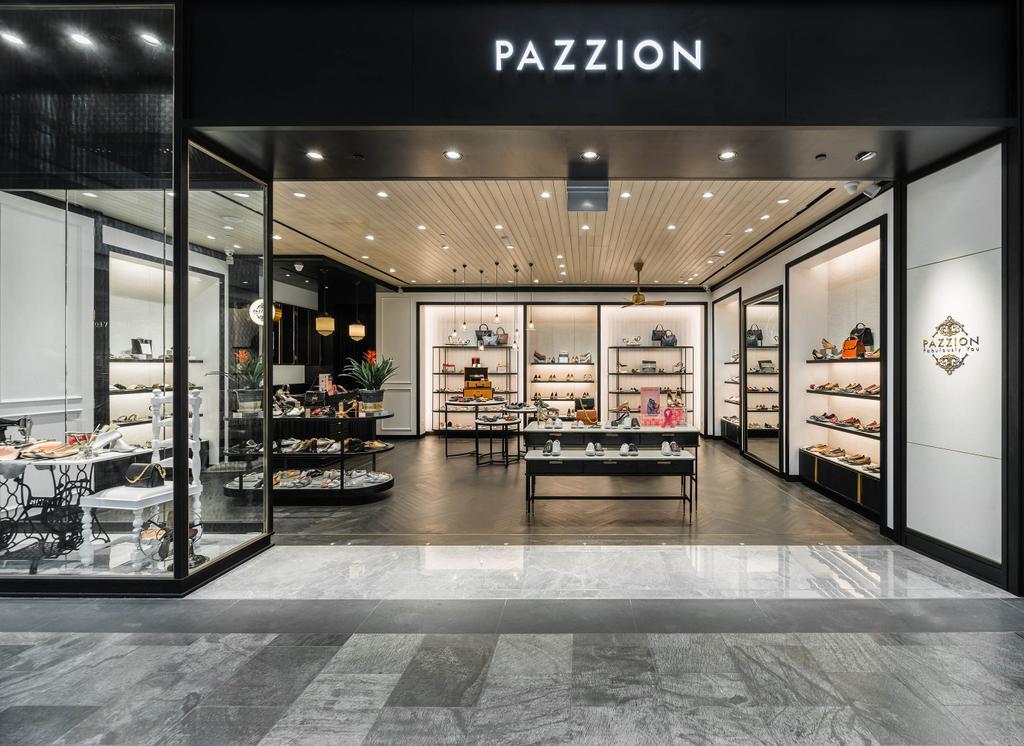 Pazzion @ Marina Bay Sand, Commercial, Interior Designer, Fineline Design