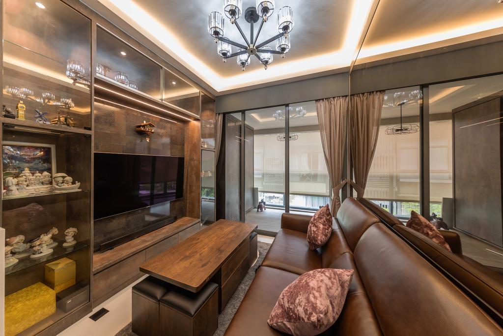 Contemporary, Condo, Living Room, Sophia Hills, Interior Designer, Swiss Interior Design