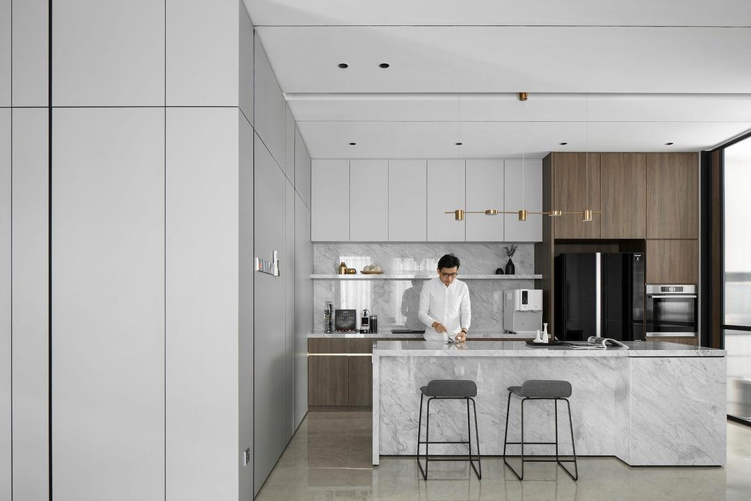 The Modern Grandeur - Tiara Hills, Cheras by Box Design Studio Sdn Bhd