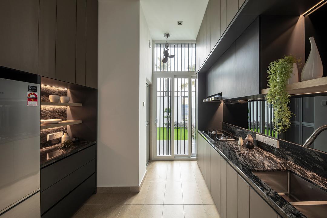 The Lighthaus Andes Villa, Bukit Jalil by Box Design Studio Sdn Bhd