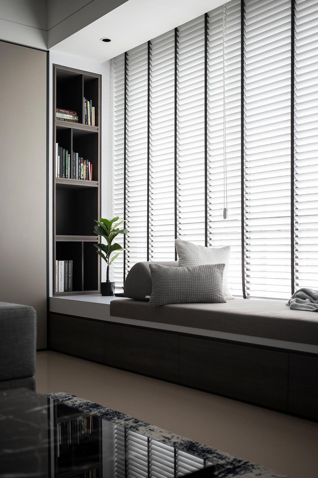 Modern, Condo, Pavilion Hilltop, Mont Kiara, Interior Designer, Box Design Studio Sdn Bhd, Contemporary