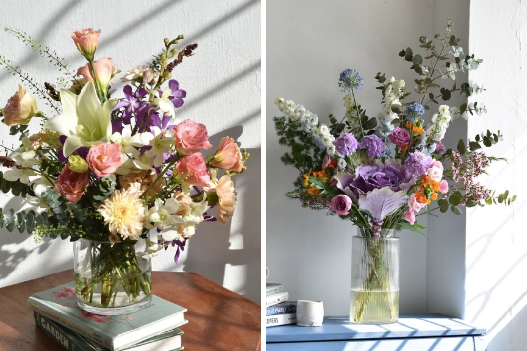 Flowers For Your Home Flower Arrangement Interior Design