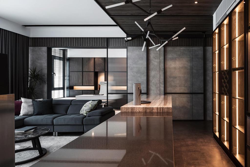 Modern, Condo, The Light Collection 3, George Town, Interior Designer, Vault Design Lab Sdn Bhd