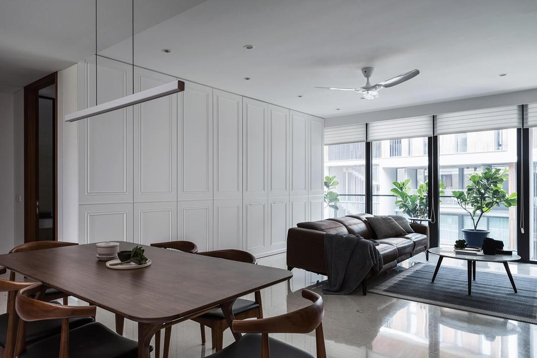 Dolce Shorefront, George Town by Vault Design Lab Sdn Bhd
