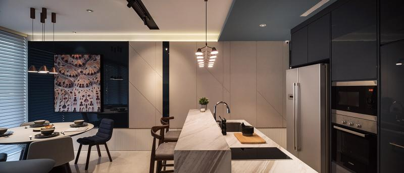 Morgan Shorefront, George Town by Vault Design Lab Sdn Bhd