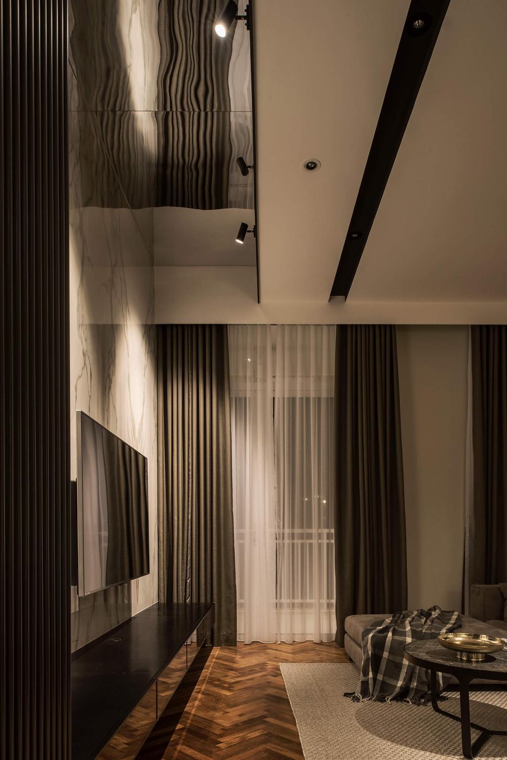 Condo, Verde Quayside, Tanjung Tokong, Interior Designer, Vault Design Lab Sdn Bhd