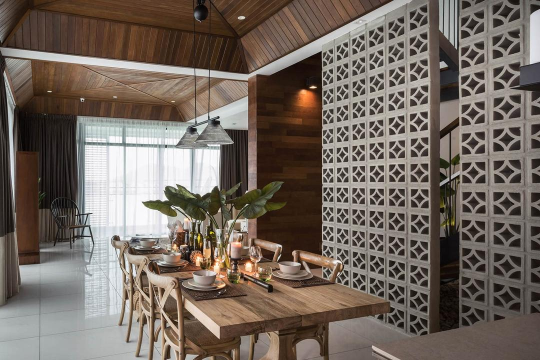 Rouge In Wood The Light Collection 3, Gelugor by Vault Design Lab Sdn Bhd