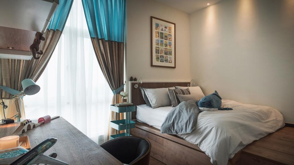 Scent Southbay Residence, Bayan Lepas by Vault Design Lab Sdn Bhd