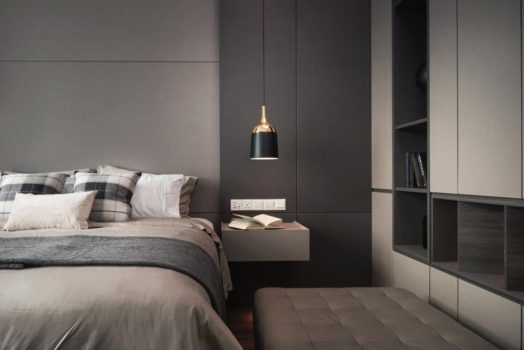 Modern, Landed, Scent Southbay Residence, Bayan Lepas, Interior Designer, Vault Design Lab Sdn Bhd, Contemporary