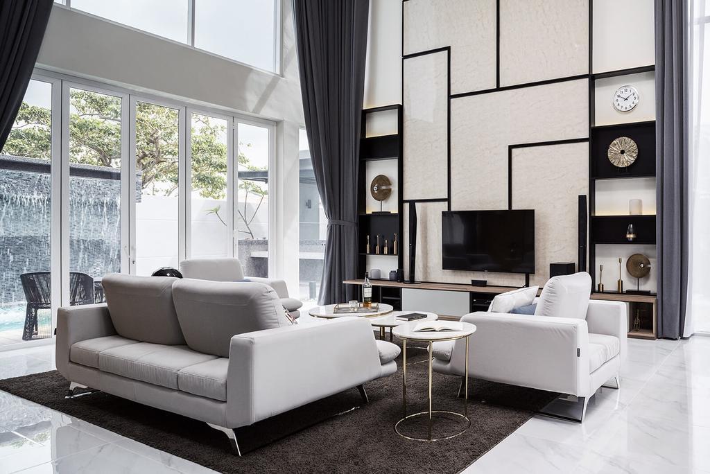 Contemporary, Landed, Taman Gunung Tahan, Alor Setar, Interior Designer, Vault Design Lab Sdn Bhd