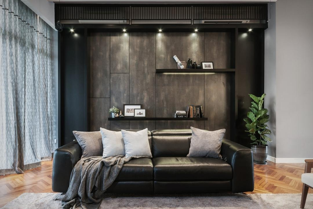 Masculine Quayside, Tanjung Tokong by Vault Design Lab Sdn Bhd