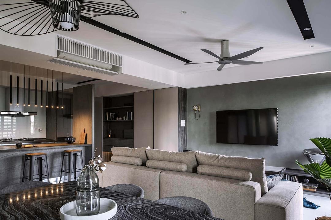 Raffel Tower, Pulau Pinang by Vault Design Lab Sdn Bhd