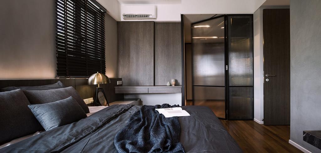 Modern, Landed, Raffel Tower, Pulau Pinang, Interior Designer, Vault Design Lab Sdn Bhd, Contemporary