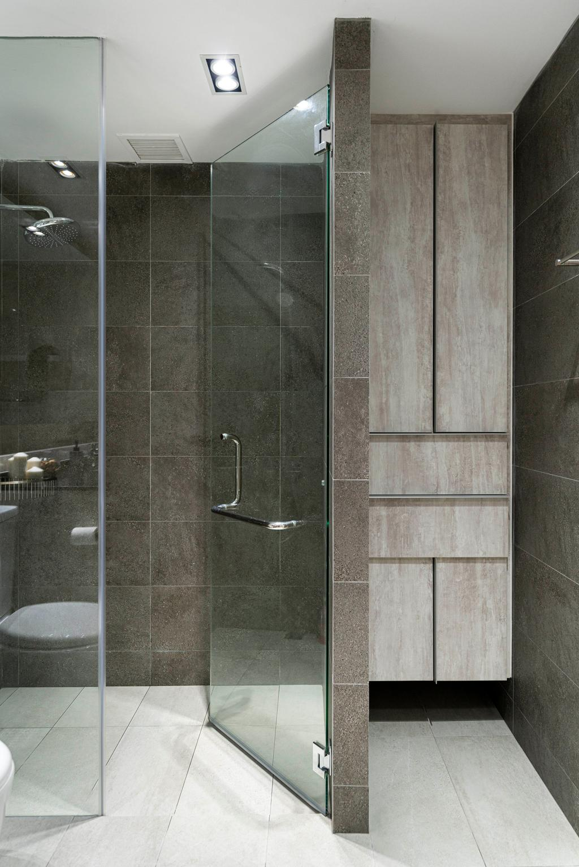 Contemporary, Condo, Bathroom, The Interlace, Interior Designer, Livspace