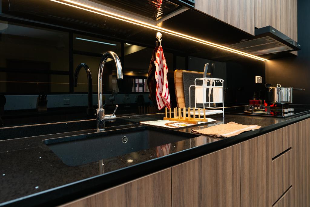 Contemporary, HDB, Kitchen, Bukit Batok Street 41, Interior Designer, ChengYi Interior Design