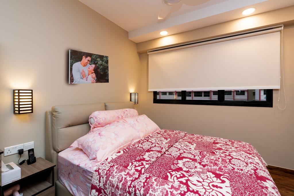 Contemporary, HDB, Bedroom, Bukit Batok Street 41, Interior Designer, ChengYi Interior Design