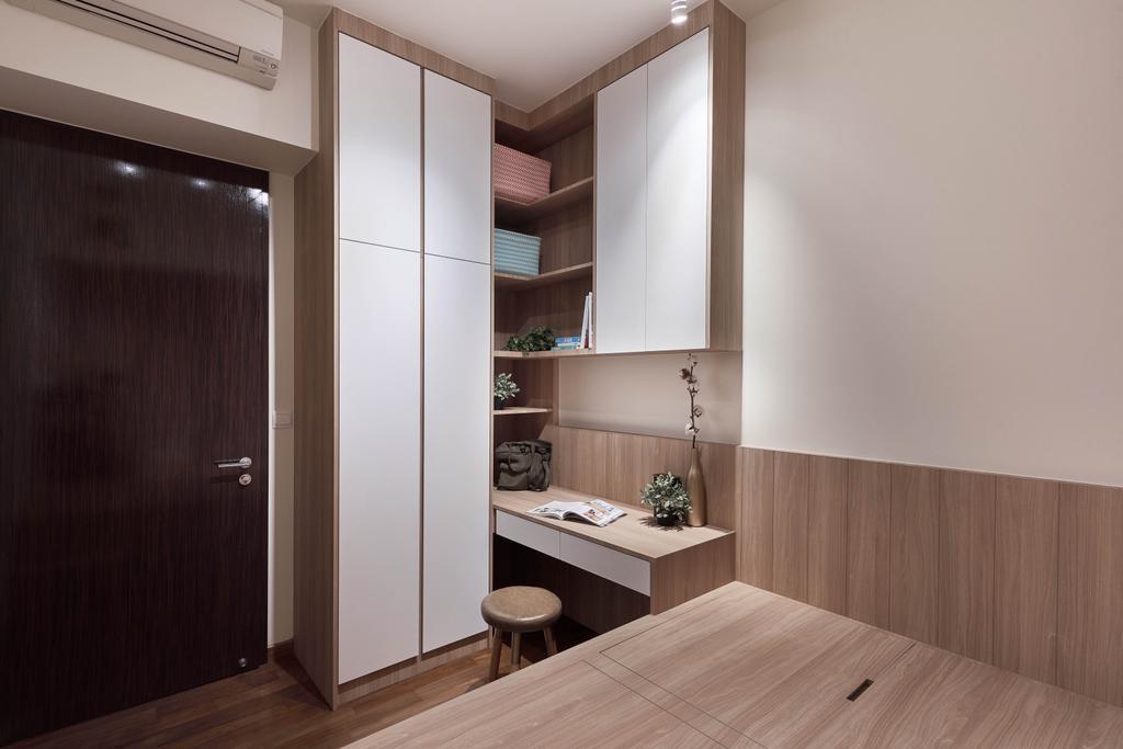 Contemporary, Condo, Bedroom, 368 Thomson, Interior Designer, Archive Design, Modern