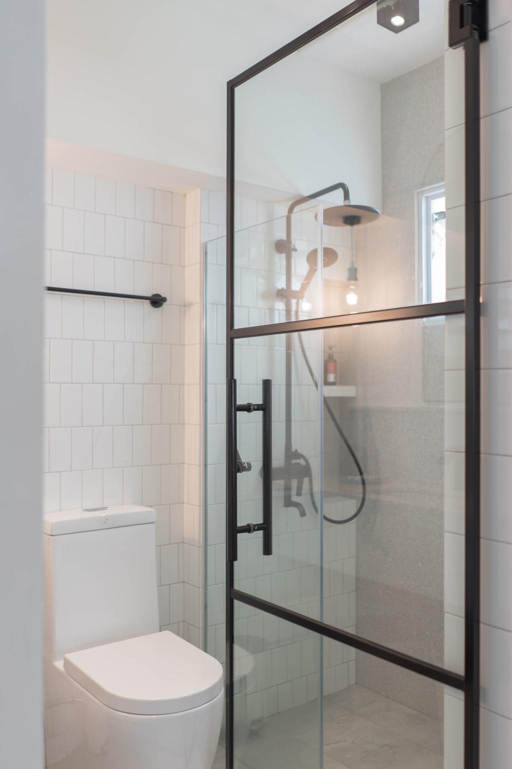 Minimalistic, HDB, Bathroom, Bukit Panjang Ring Road, Interior Designer, Authors • Interior & Styling