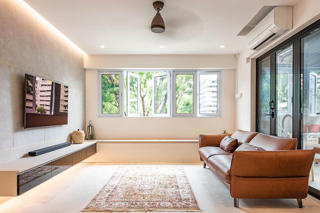 Choa Chu Kang Avenue 1 by Dyel Design