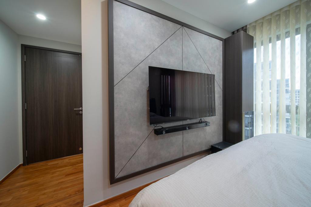 Modern, Condo, Bathroom, North Park Residences, Interior Designer, Dyel Design, Contemporary