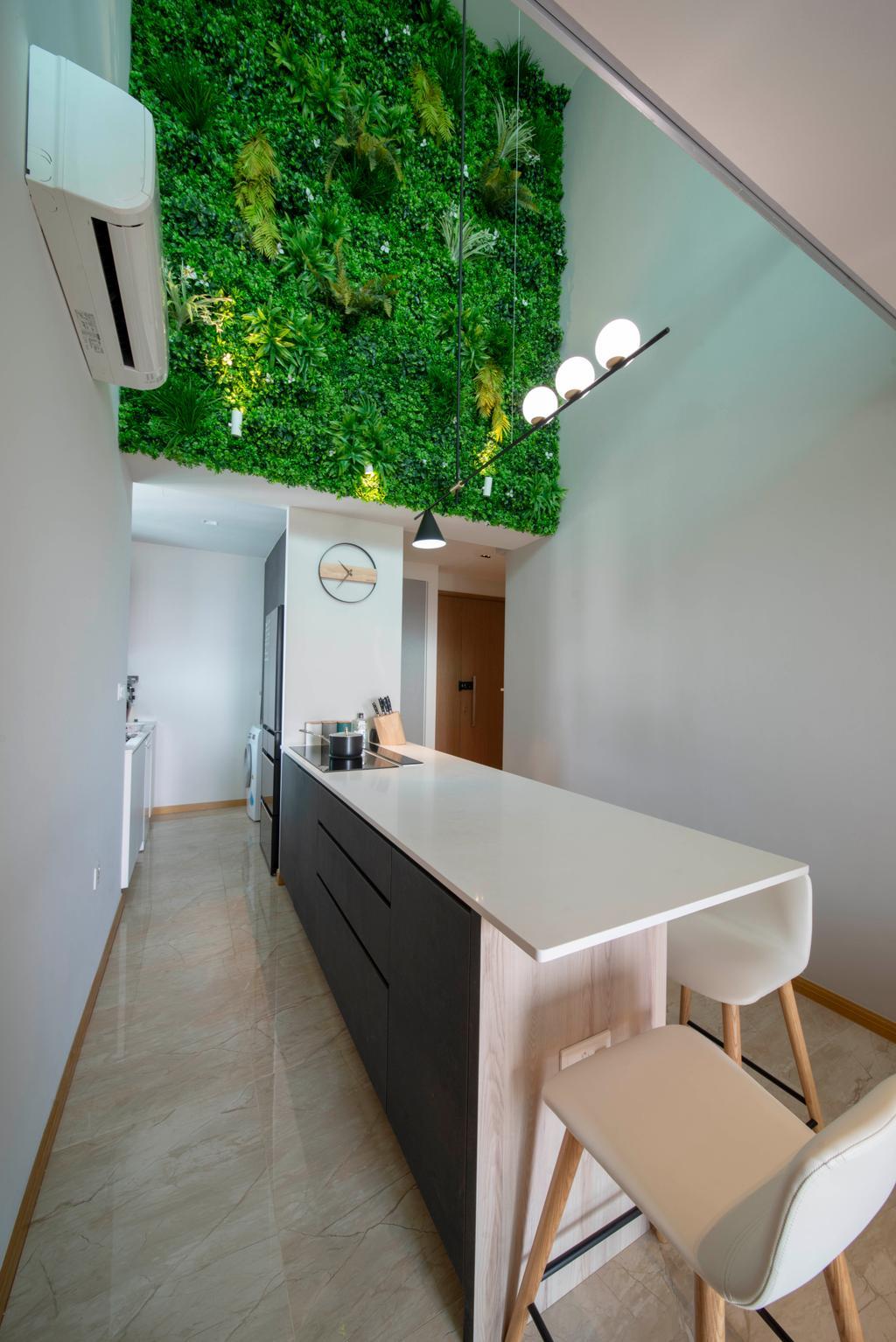 Modern, Condo, Dining Room, Kingsford Waterbay, Interior Designer, Dyel Design, Scandinavian