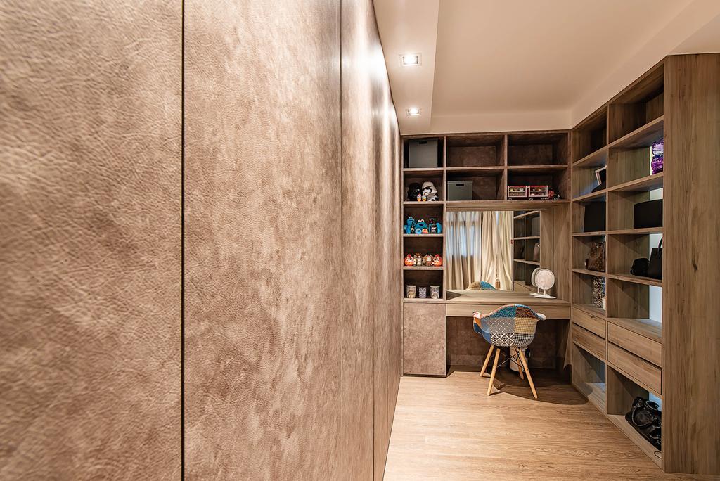 Contemporary, HDB, Yishun Avenue 9, Interior Designer, Dyel Design
