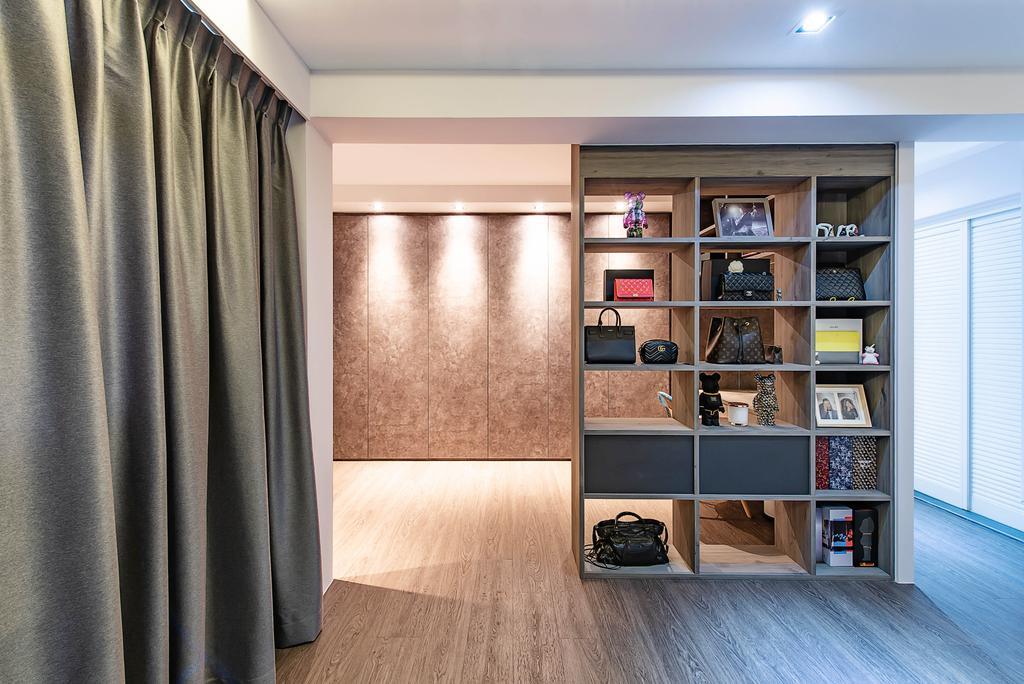 Contemporary, HDB, Bedroom, Yishun Avenue 9, Interior Designer, Dyel Design