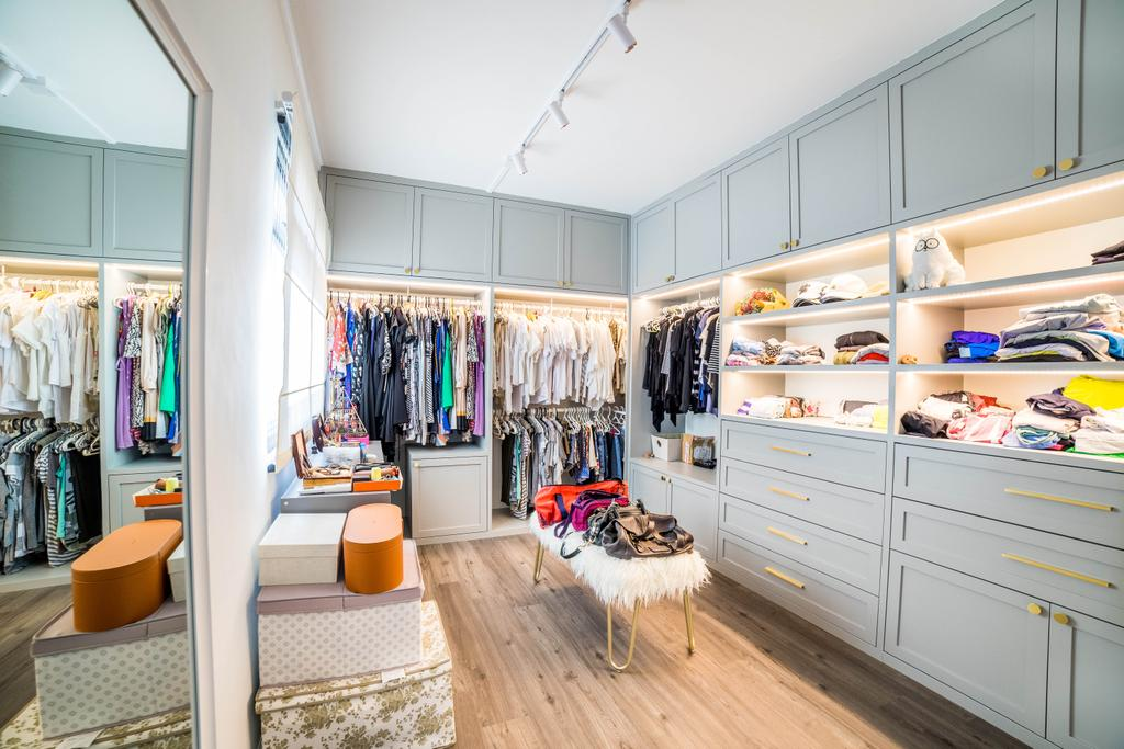 Contemporary, HDB, Bedroom, Rivervale Street, Interior Designer, Archive Design