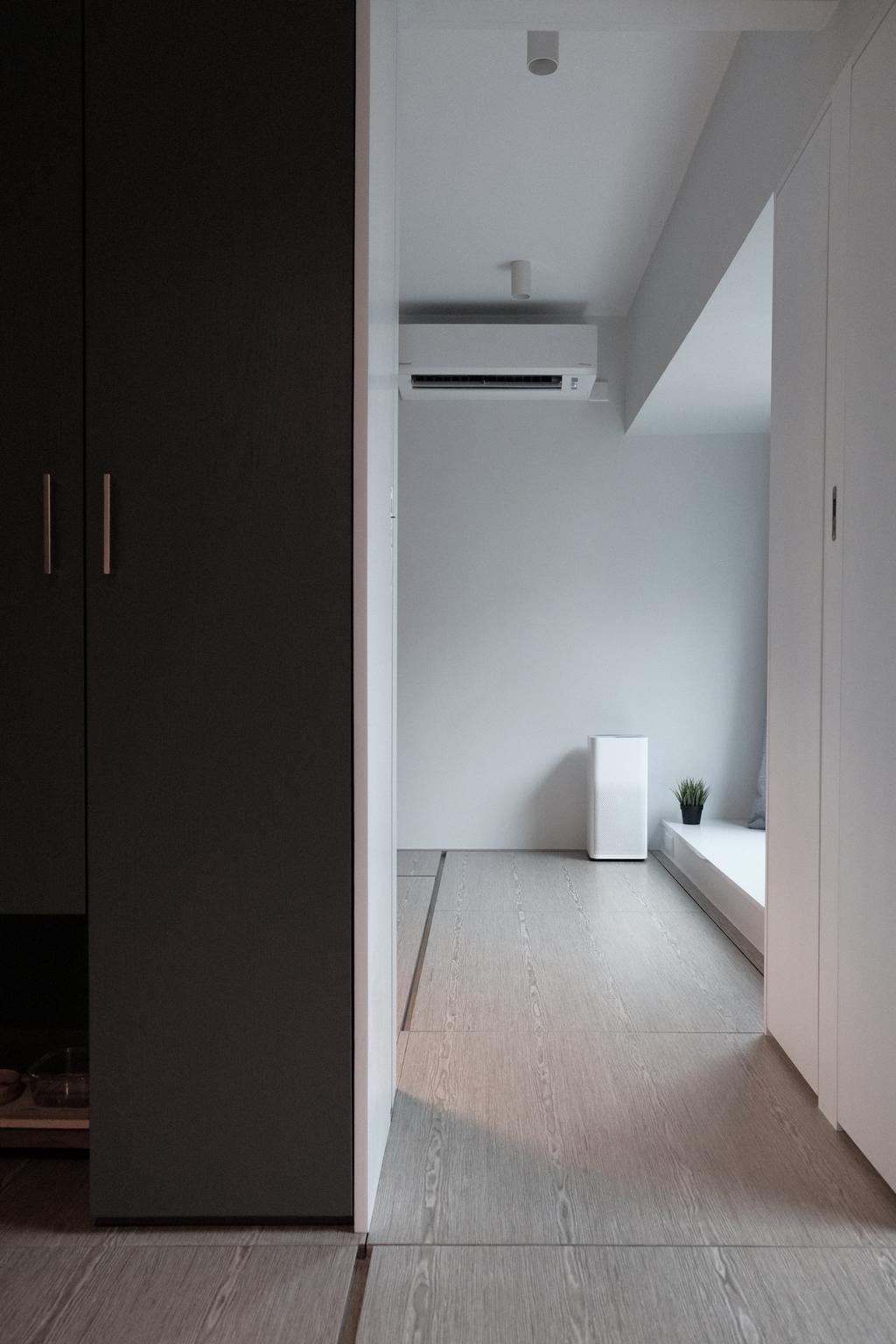 簡約, 私家樓, 朗晴居, 室內設計師, Studio Roof