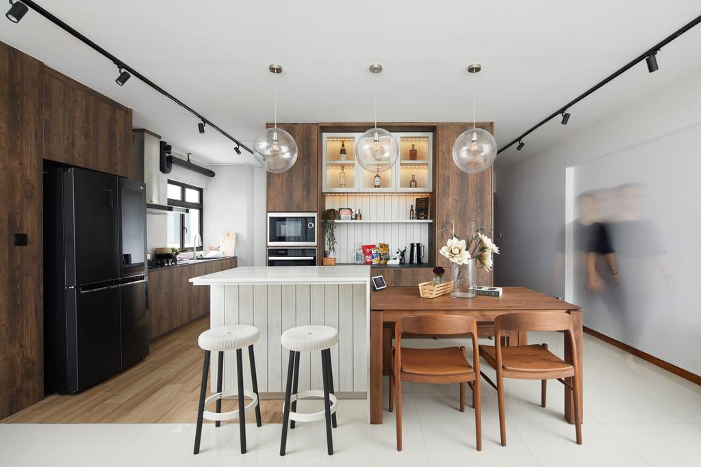 Dover Crescent by BLACK N WHITE HAUS