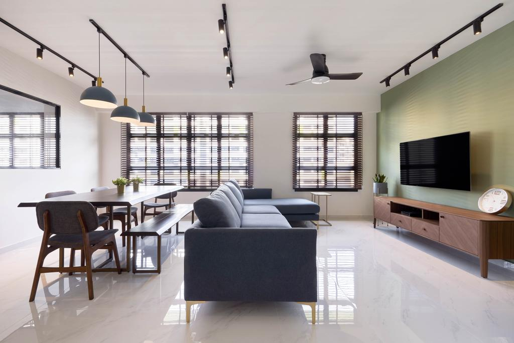 Tampines Avenue 9 by Archive Design