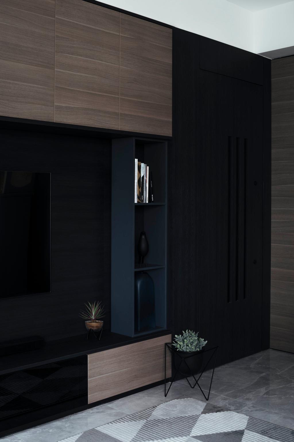 Contemporary, Condo, Living Room, Northwave, Interior Designer, Lite Design Collaborative