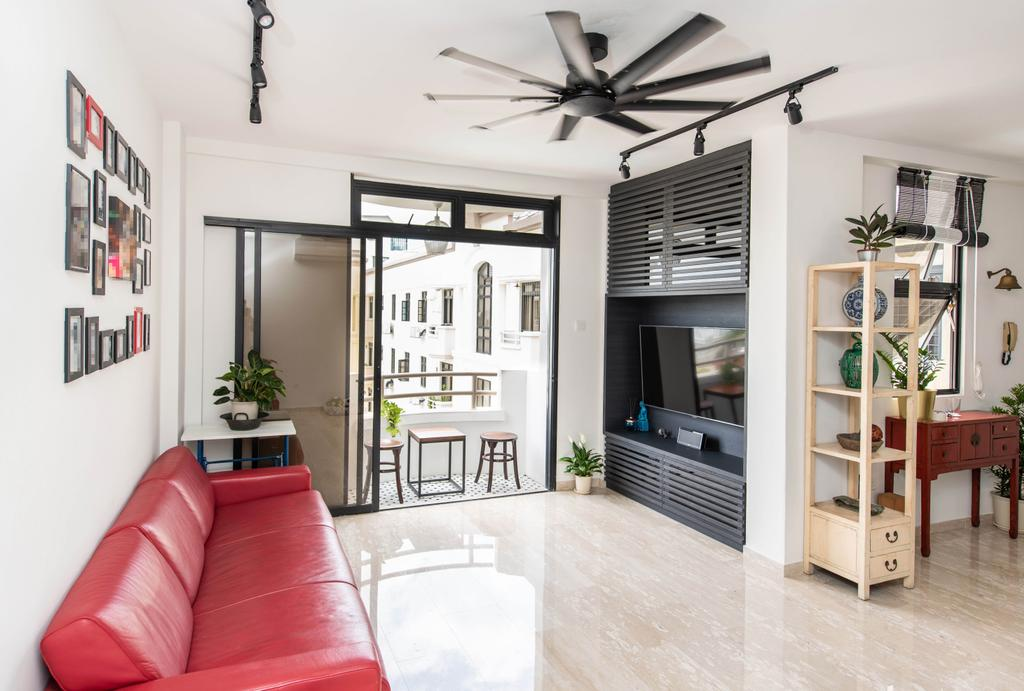 Contemporary, Condo, Living Room, Ebony Mansions, Interior Designer, Artitecture