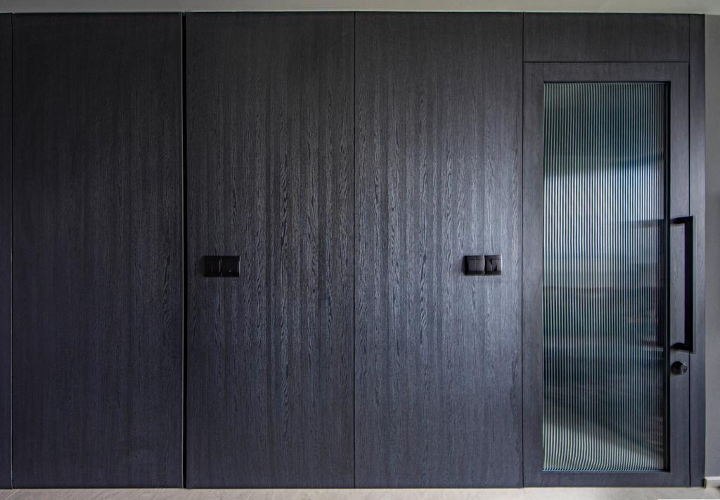 Modern, Condo, Bedroom, West Coast View, Interior Designer, DISTINCTidENTITY, Contemporary