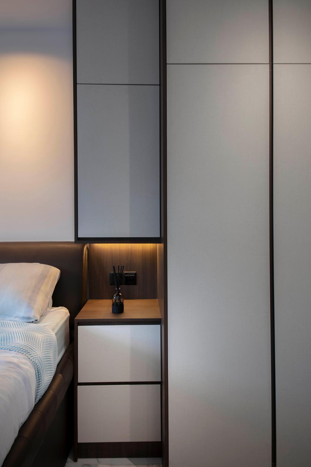 Contemporary, HDB, Bedroom, Canberra Crescent, Interior Designer, The Safe Haven Interiors