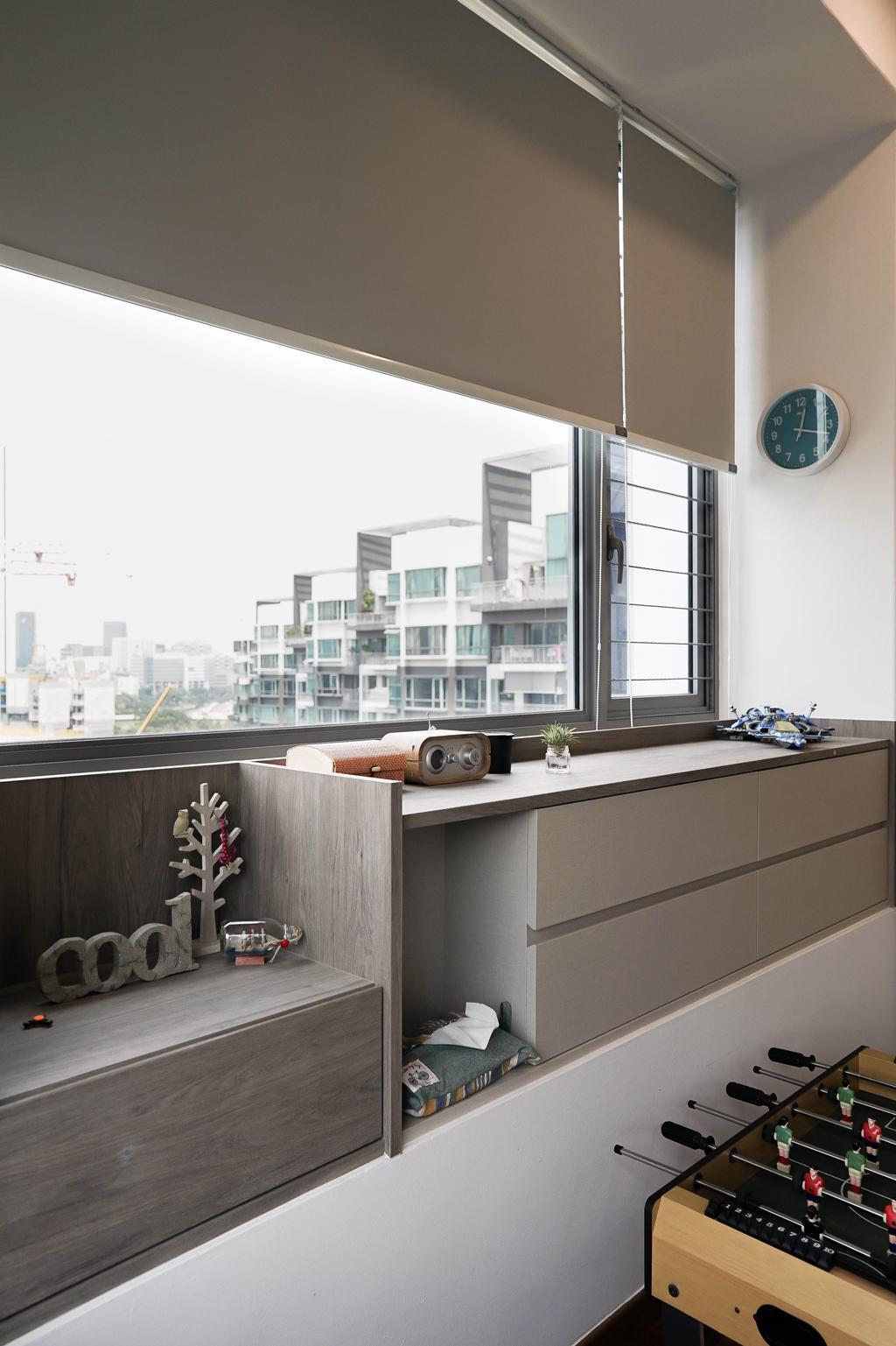 Modern, Condo, Study, Carabelle, Interior Designer, Authors • Interior & Styling, Contemporary