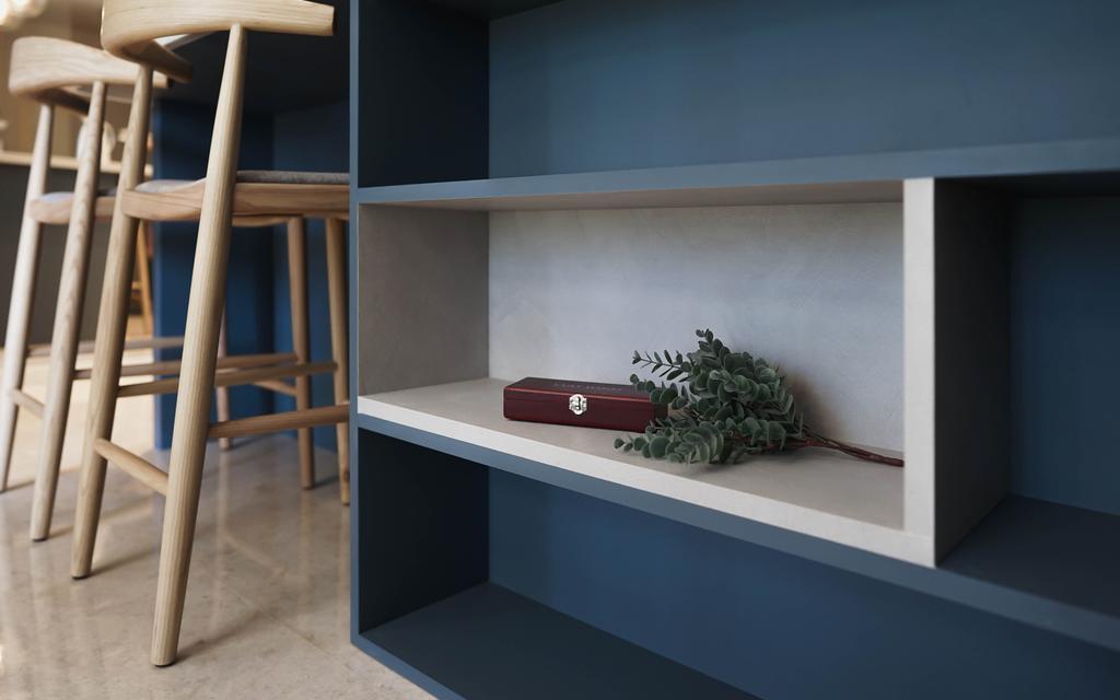 Modern, Condo, Dining Room, Botanique @ Bartley, Interior Designer, Authors • Interior & Styling