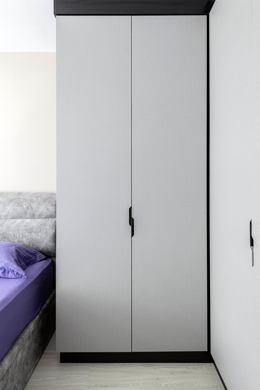 Modern, HDB, Bedroom, Yishun Avenue 1, Interior Designer, Stylemyspace, Contemporary
