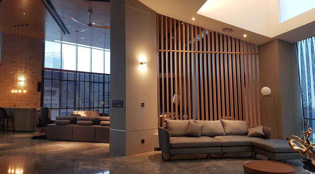 Vida Bukit Ceylon, KL by Red Panda Design