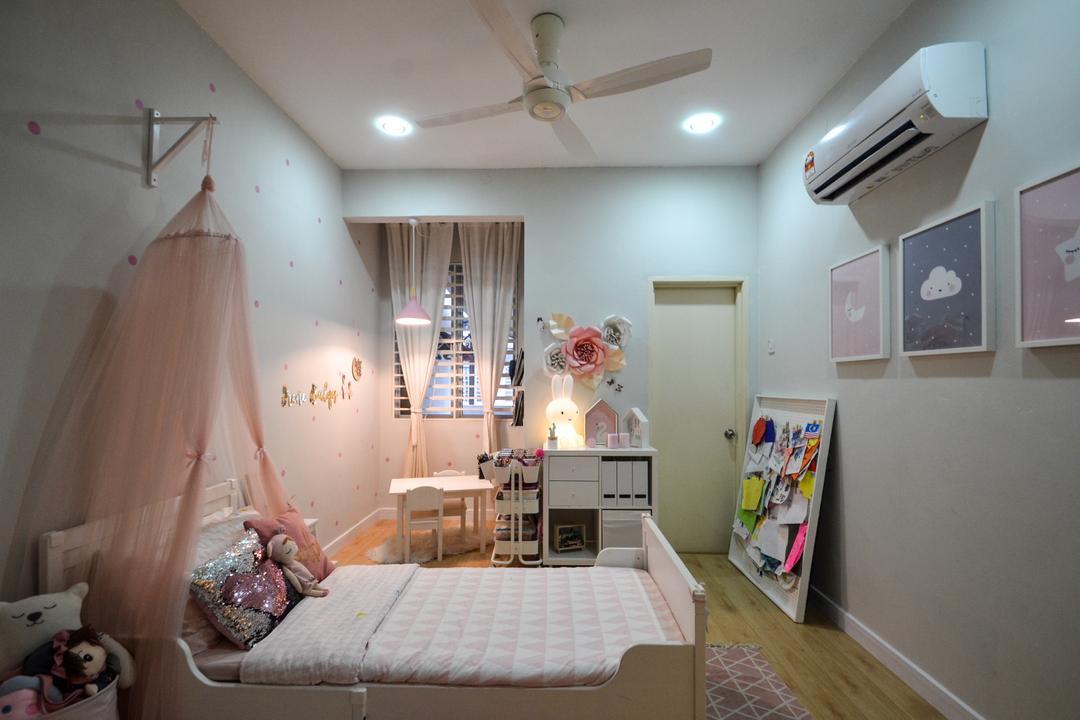 child-friendly home