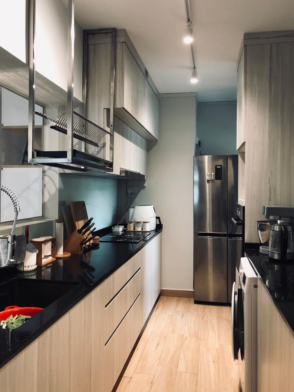 Contemporary, HDB, Bedok, Interior Designer, I Interior Design