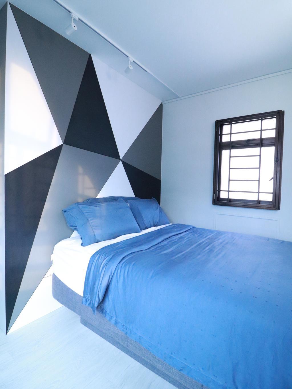 Contemporary, HDB, Bedroom, Bedok, Interior Designer, I Interior Design