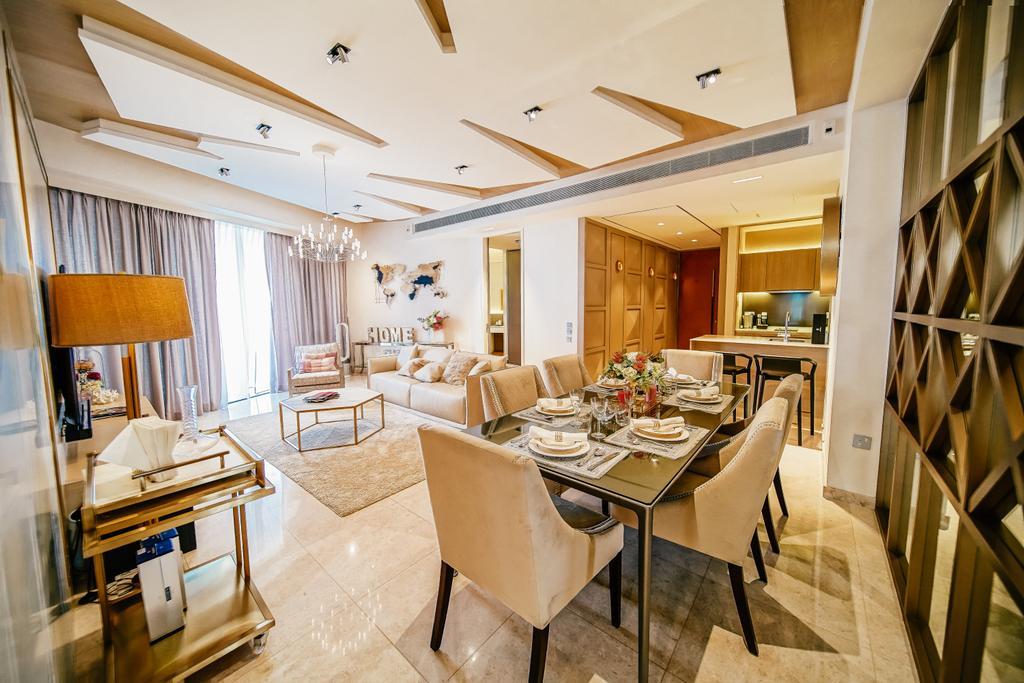 Contemporary, Condo, Duo Residences, Interior Designer, I Interior Design